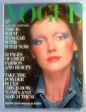Vogue Magazine - 1971 - February